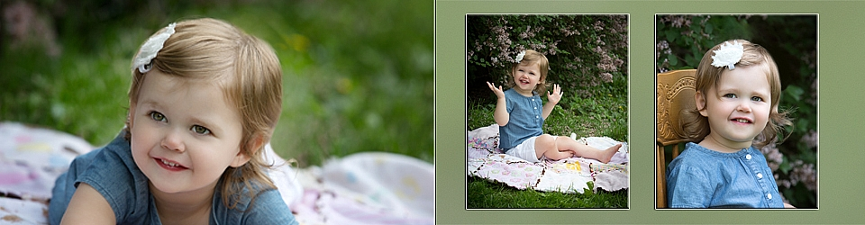 Custom Children Portrait Sessions