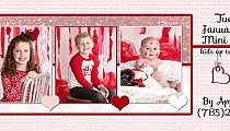 Valentine Kids Day – Mini Sessions